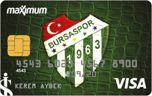 Maximum Bursaspor Kart